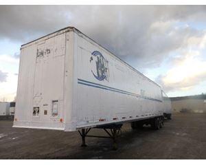 Stoughton Swing Door Insulated Dry Van Dry Van Trailer