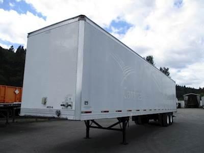 2008 Trailmobile ADVANTAGE ROLL DOOR LIFT GATE DRY VAN Dry Van Trailer