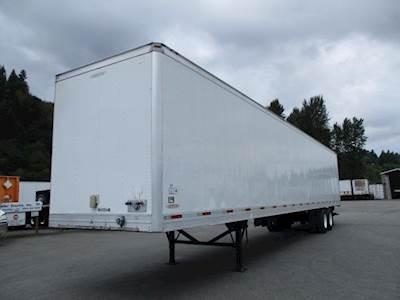 2009 Trailmobile ADVANTAGE ROLL DOOR LIFT GATE DRY VAN Dry Van Trailer