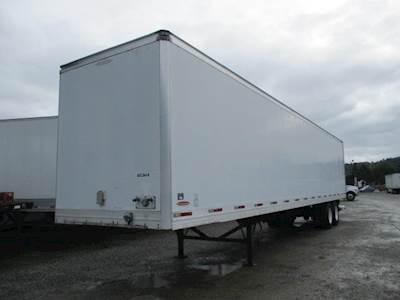2009 Trailmobile ADVANTAGE ROLL DOOR LIFTGATE AIR RIDE DRY VAN Dry Van Trailer