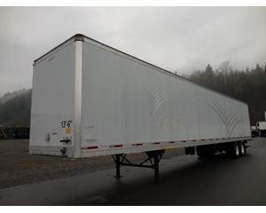 Trailmobile Advantage- Roll Door Lift Gate Dry Van Dry Van Trailer