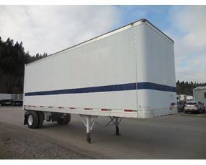 Trailmobile Air Ride Roll Door Dry Van Dry Van Trailer