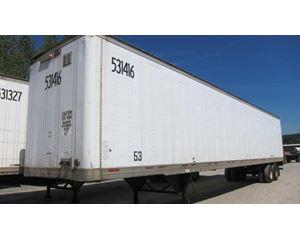 Trailmobile Roll Door Postal Spec Dry Van Dry Van Trailer