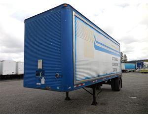 Trailmobile Roll door dry van trailer Dry Van Trailer