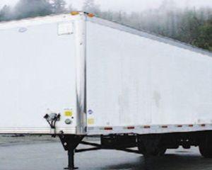 UTILITY Dry Van Trailer
