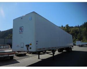 UTILITY 4000 DX- Air Ride Dry Van Dry Van Trailer