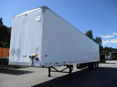 2005 UTILITY 4000DX Dry Van Trailer