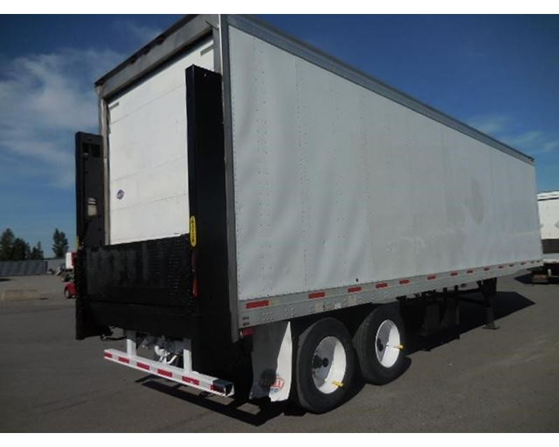 2003 Utility Dry Van Trailer For Sale Orting Wa
