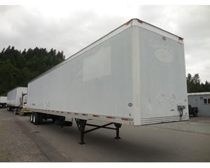 UTILITY Dry van Dry Van Trailer