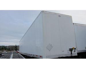 UTILITY Model 4000DX-Tandem-axle air ride Dry Van Trailer