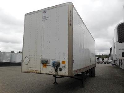 2009 UTILITY ROLL DOOR LIFT GATE AIR RIDE DRY VAN Dry Van Trailer