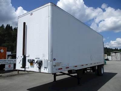 2009 UTILITY ROOL DOOR AIR RIDE LIFT GATE DRY VAN Dry Van Trailer