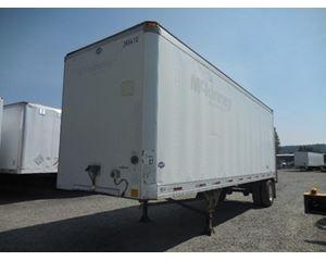 UTILITY Roll door- Lift gate dry van Dry Van Trailer