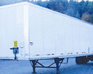 Wabash 53 X 102 Dry Van Trailer