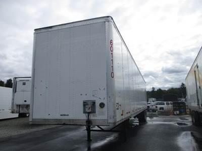 2006 Wabash DURAPLATE SWING DOOR TRANSLUCENT ROOF AIR RIDE DRY Dry Van Trailer