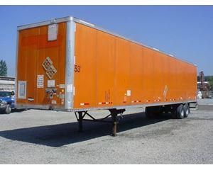 Wabash Duraplate Dry van Dry Van Trailer