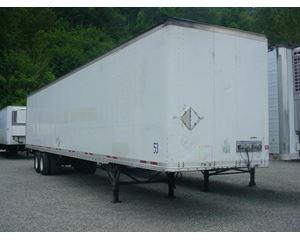 Wabash Freight Pro-Air ride Dry van Dry Van Trailer