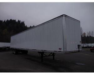 Wabash Roll Door Air Ride Dry Van Dry Van Trailer