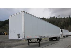 Wabash Tri-Axle Duraplate Air Ride Dry Vans Dry Van Trailer