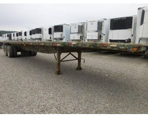 Alloy Trailers Flatbed Trailer