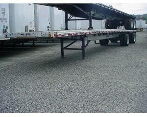 Chaparral All Aluminum air ride flatbed Flatbed Trailer