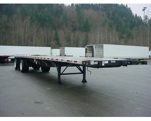 Great Dane Freedom - Spread Axle flatbed Flatbed Trailer