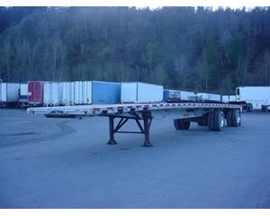 Reitnouer All Aluminum flatbed Flatbed Trailer