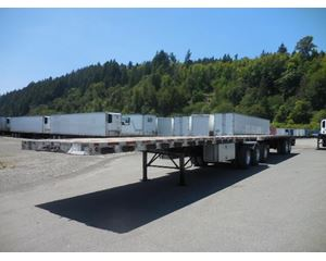 Wilson CL 1060- Air Rode Combo Super B Train Flatbed Set Flatbed Trailer