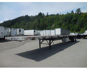 Wilson Road Brute- Front Axle Slide Combo Flatbed Flatbed Trailer