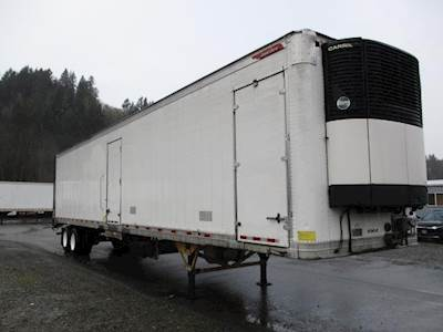 2014 Great Dane AIR RIDE MULTI TEMP LIFTGATE REEFER Reefer Trailer