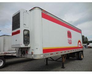 Great Dane Roll Door Reefer Van Refrigerated Trailer