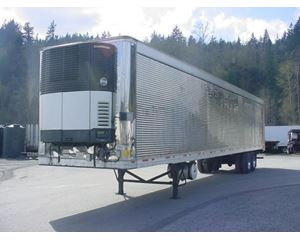Great Dane Super Seal - Full Stainless Roll door Reefer Refrigerated Trailer