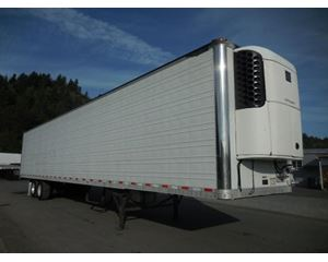 Great Dane Super Seal- Air ride reefer Refrigerated Trailer
