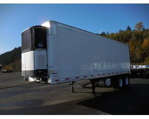Great Dane Tandem Axle Air Ride Reefer Refrigerated Trailer