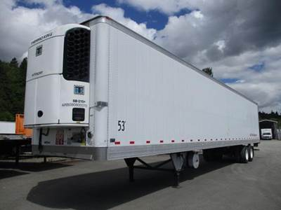 2010 Hyundai ROLL DOOR AIR RIDE THERMO KING REEFER Reefer Trailer