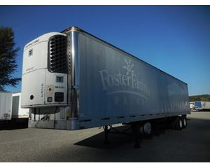 Trailmobile ROLL DOOR REEFER- 2009 TK STANDBY UNIT Refrigerated Trailer