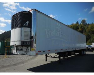 Trailmobile ROLL DOOR REEFER- CARRIER UNIT Refrigerated Trailer