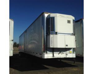 Trailmobile ROLL DOOR REEFER- TK SB III CAL COMPLIANT THRU 2016 UNIT Refrigerated Trailer