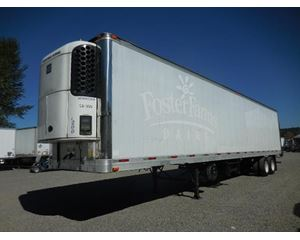Trailmobile ROLL DOOR REEFER- TK UNIT Refrigerated Trailer