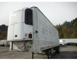 Trailmobile TK SB 210 WHISPER EDITION UNIT WITH ELECTRIC STAND BY Refrigerated Trailer