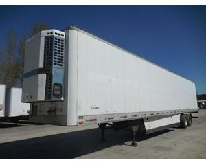 UTILITY 2000R- Air Ride Reefer with TK Unit Refrigerated Trailer