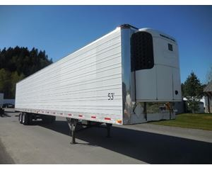 UTILITY 2000R- Reefer with 2005 TK Unit Refrigerated Trailer