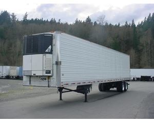 UTILITY 2000R- Reefer with Carrier Unit Refrigerated Trailer