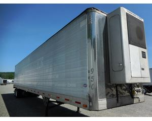 UTILITY 2000R-Air ride reefer-ThermoKing Whisper unit Refrigerated Trailer