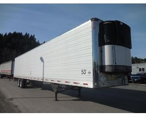 UTILITY 2000R-Cal Compliant- Air ride swing door-Tri-temp Reefer Refrigerated Trailer