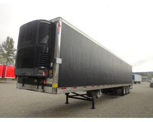 UTILITY 3000R- TRI-TEMP- TRI-AXLE AIR RIDE SWING DOOR REEFER Refrigerated Trailer