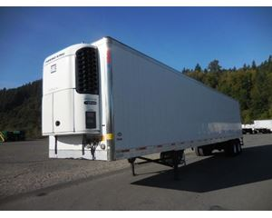 UTILITY 3000R- Thermo King- Multi Temp Roll Door Reefer Refrigerated Trailer
