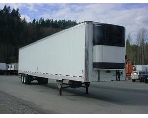 UTILITY 3000R Air Ride Refrigerated Trailer