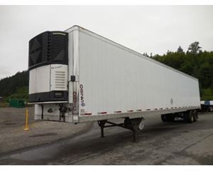 "UTILITY 3000R-Air ridereefer-Rypos""FOREVER""CalComp Refrigerated Trailer"