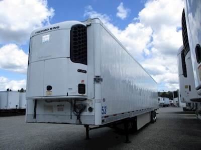 2012 UTILITY 3000R ROOL DOOR TRI TEMP REEFER Refrigerated Trailer